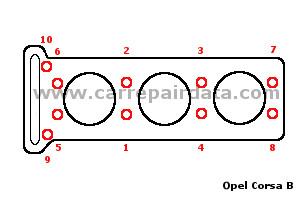 opel corsa b 1 0i 12v 1997 2000 x10xe car repair manual rh carrepairdata com opel corsa b service manual pdf vauxhall corsa b service manual